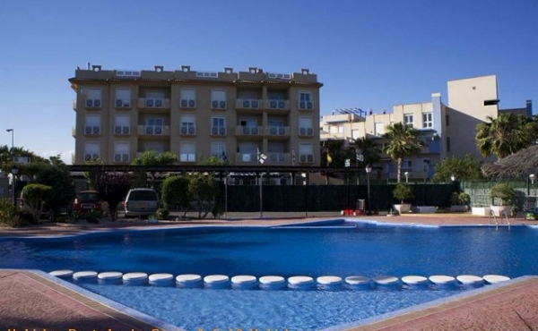 Cabo Roig 3 Bed Frontline Apartment